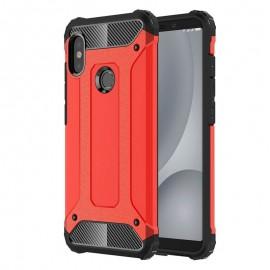 Coque Xiaomi Redmi Note 5 Anti Choques Rouge