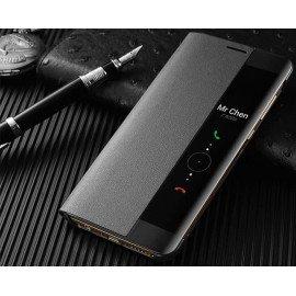 Etuis Huawei Mate 10 Smart Noir