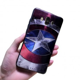 Coque Huawei Mate 10 Silicone America