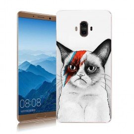 Coque Huawei Mate 10 Silicone Chat