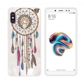 Coque Silicone Xiaomi Redmi Note 5 Songes