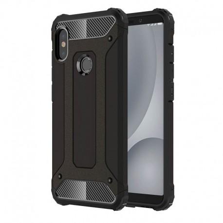 Coque Xiaomi MI 6X Anti Choques Noir