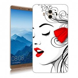 Coque Huawei Mate 10 Silicone Nikita