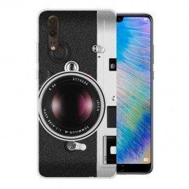 Coque Silicone Huawei P20 Camera