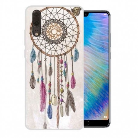 Coque Silicone Huawei P20 Songes