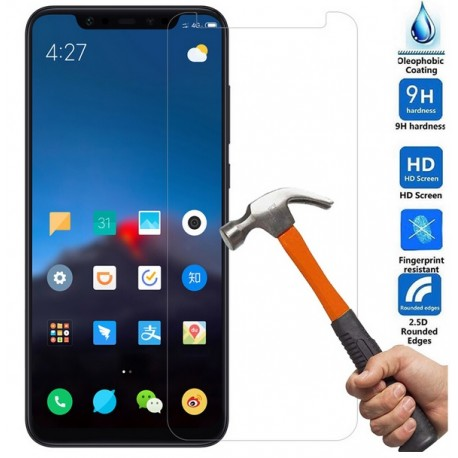 Verre Trempé Xiaomi Mi 8 Protecteur d'écran