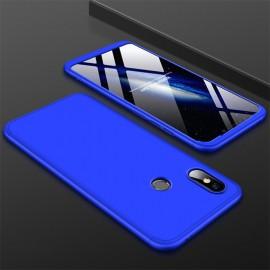 Coque 360 Xiaomi MI 8 Bleu