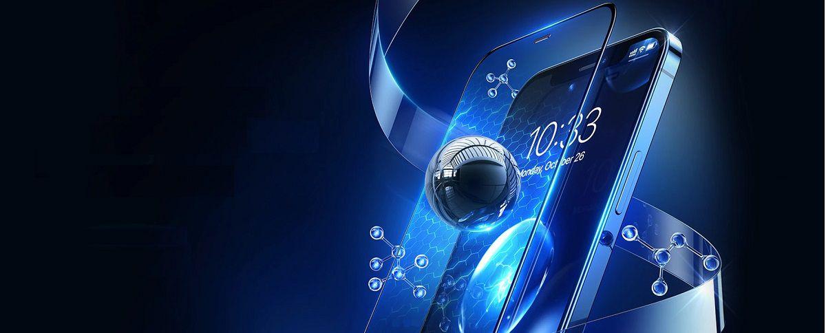Protecteur d'écran verre trempé