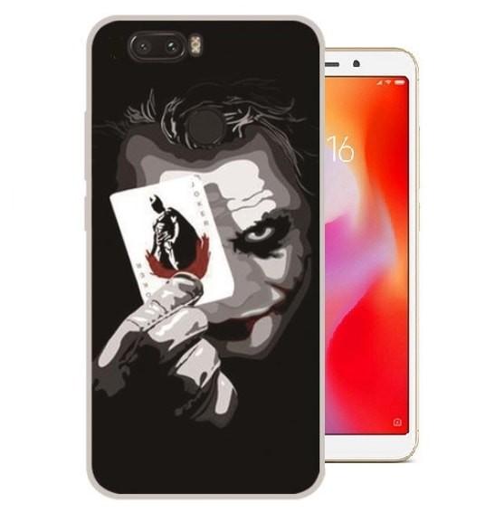 Coque Silicone Xiaomi Redmi 6  Joker