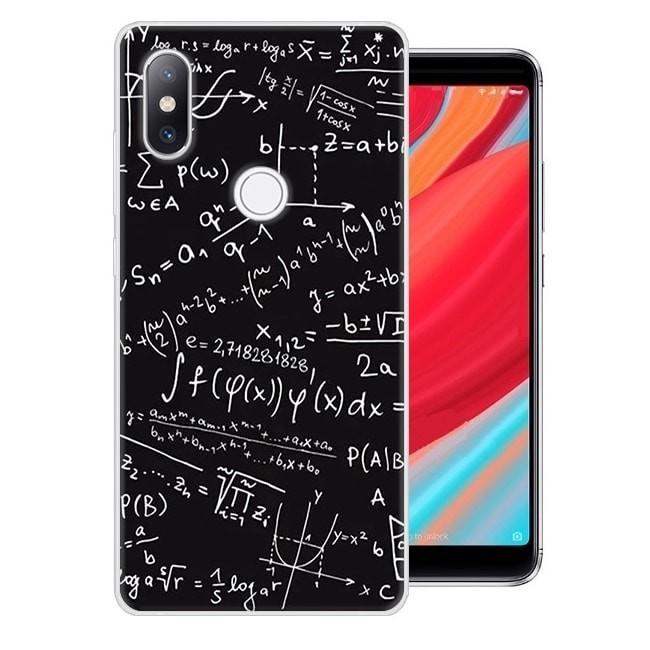 Coque Silicone Xiaomi Redmi S2 Formules