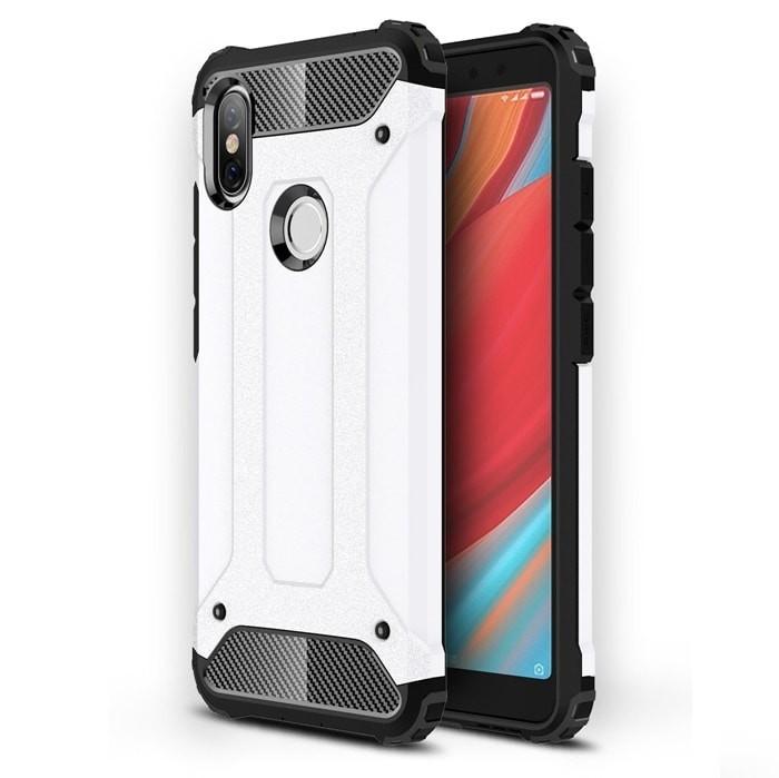 Coque Xiaomi Redmi S2 Anti Choques Blanche