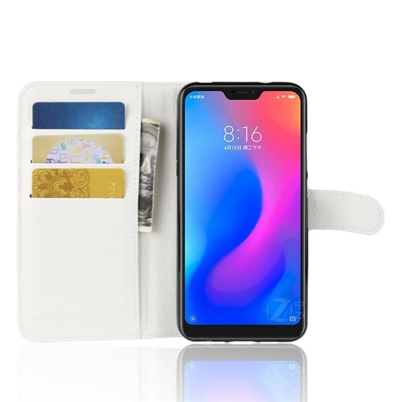 Coque Silicone Xiaomi MI A2 Lite Extra Fine Blanc
