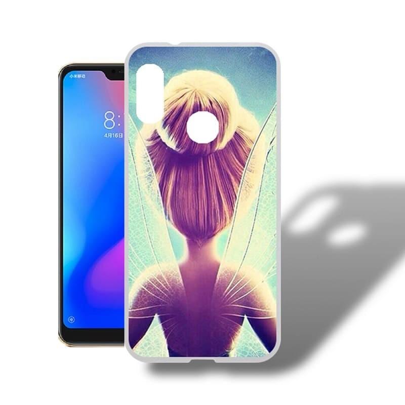 Coque Silicone Xiaomi MI A2 Lite Fée