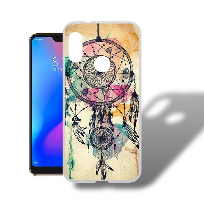 Coque Silicone Xiaomi MI A2 Lite Songes