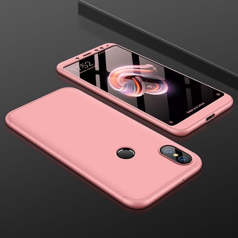 Coque 360 Xiaomi Mi A2 Rose