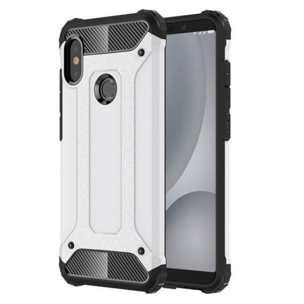 Coque Xiaomi MI A2 Anti Choques Grise