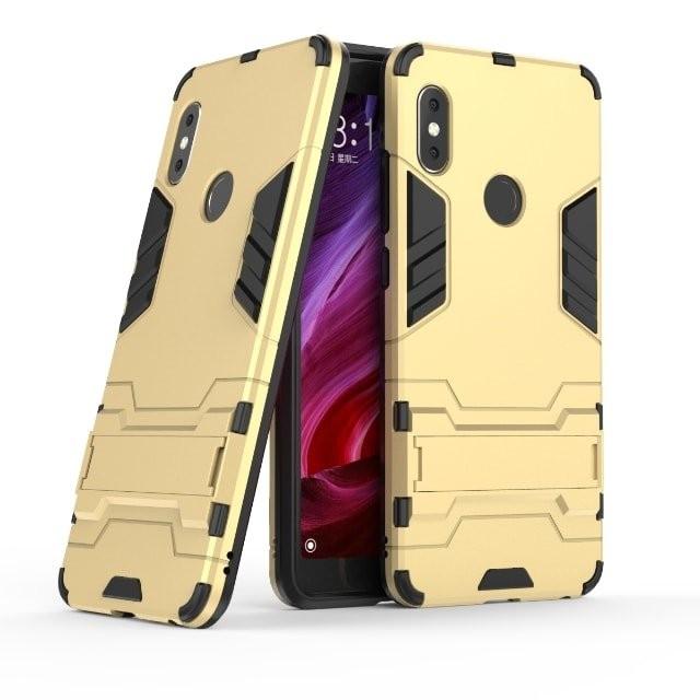 Coque Xiaomi MI A2 Anti Choques TREX Dorée