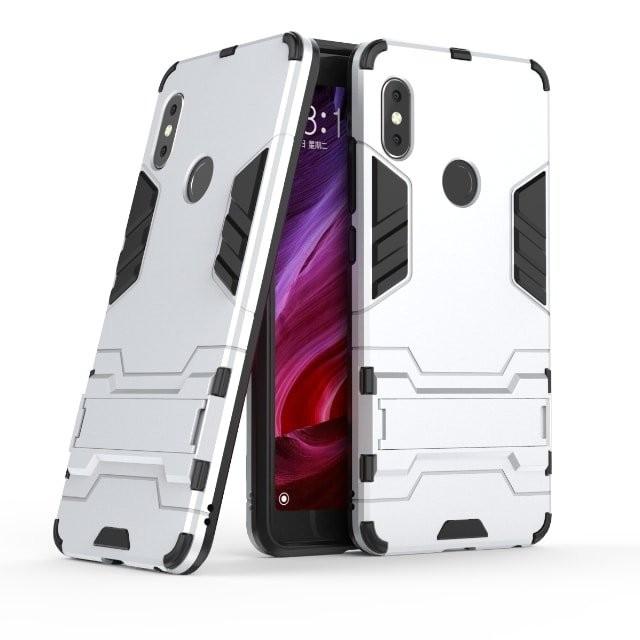 Coque Xiaomi MI A2 Anti Choques TREX Grise