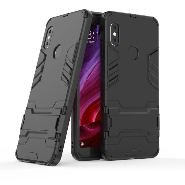 Coque Xiaomi MI A2 Anti Choques TREX Noir