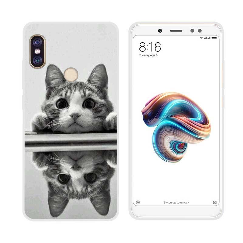 Coque Silicone Xiaomi MI A2 Chaton