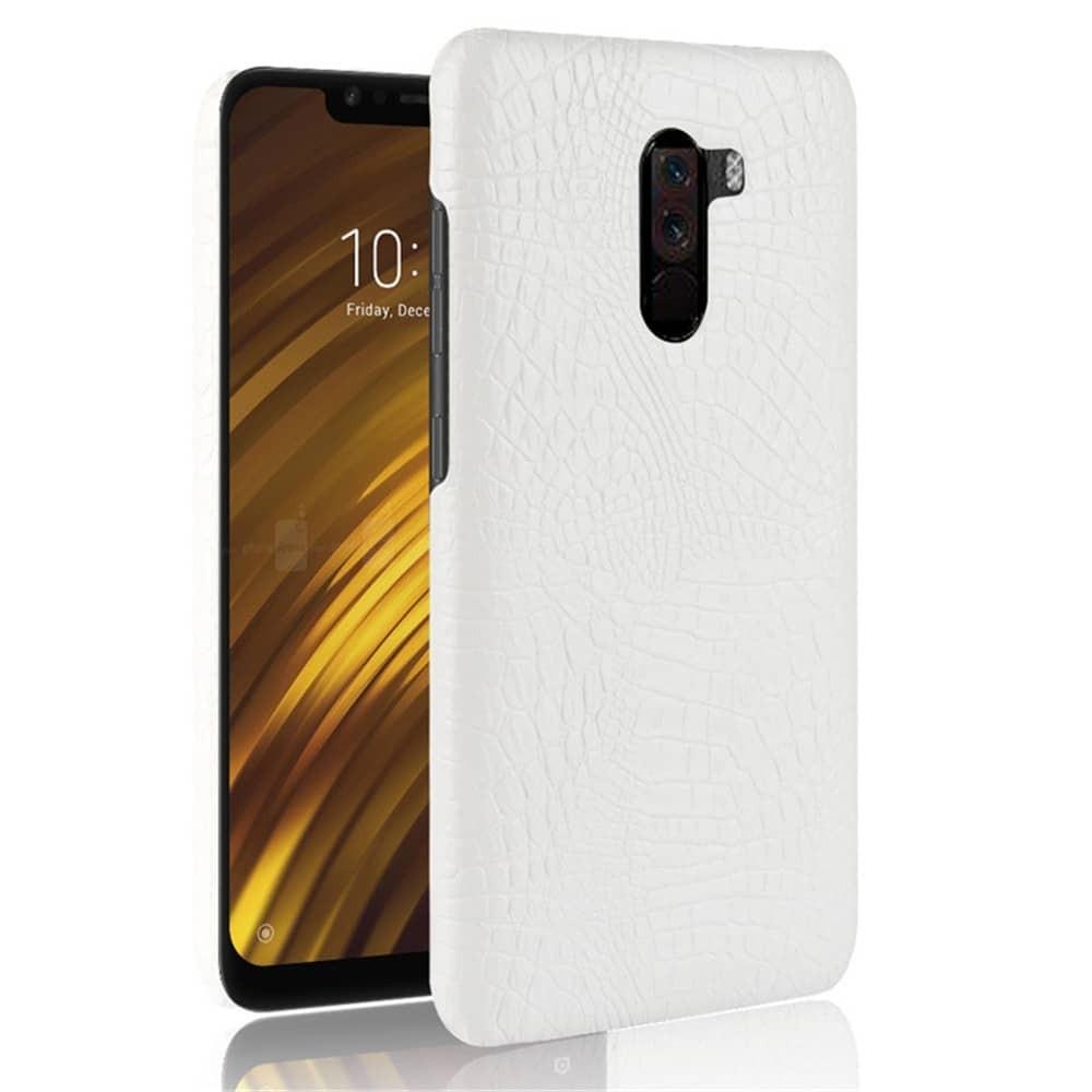 Coque Xiaomi Pocophone F1 Blanche
