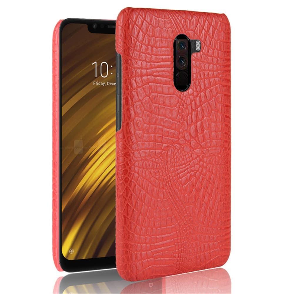 Coque Xiaomi Pocophone F1 Rouge