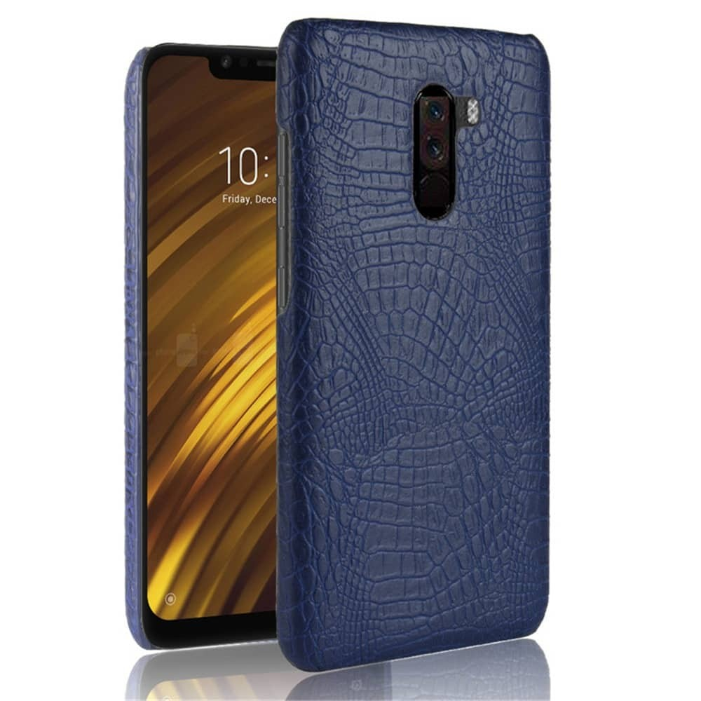 Coque Xiaomi Pocophone F1 Bleu