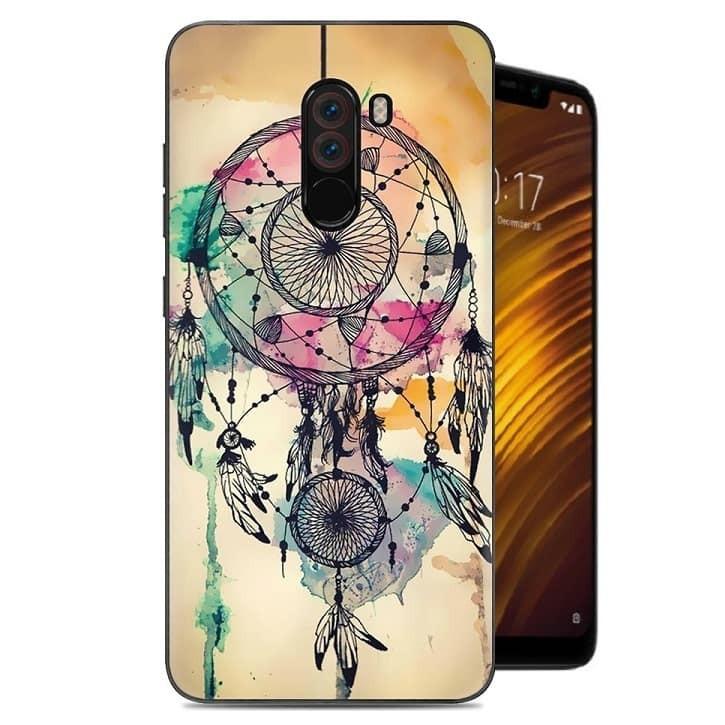 Coque Silicone Xiaomi Pocophone F1 Songes