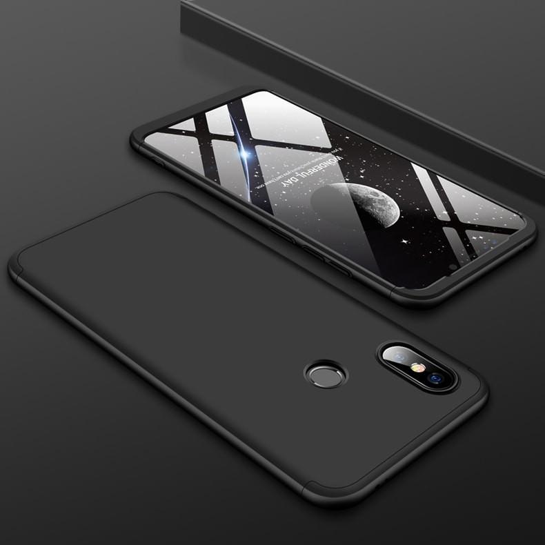 Coque 360 Xiaomi MI 8 SE Noir