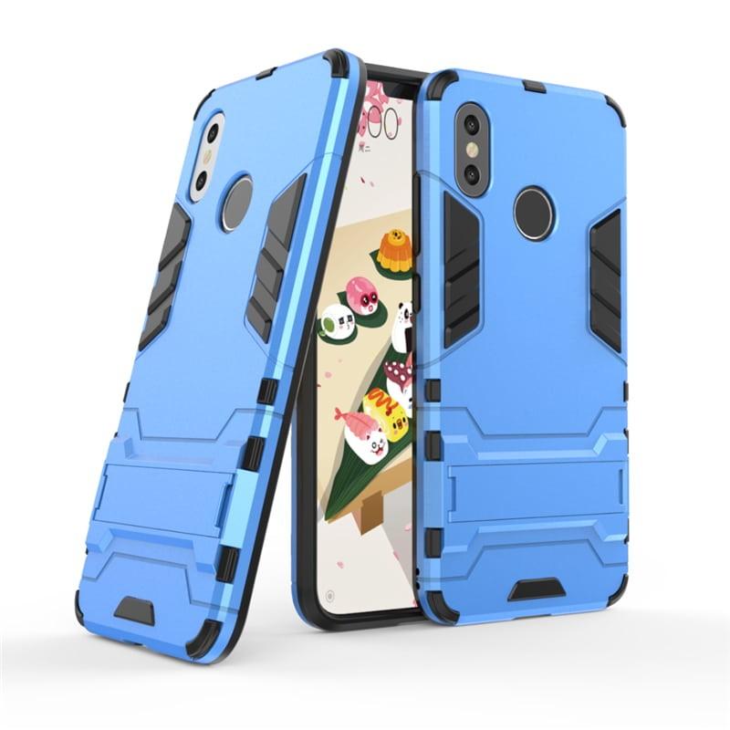 Coque Xiaomi MI 8 SE Anti Choques TREX Bleu