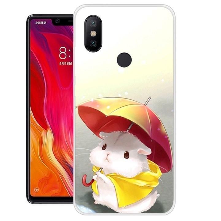 Coque Silicone Xiaomi MI 8 SE Souris