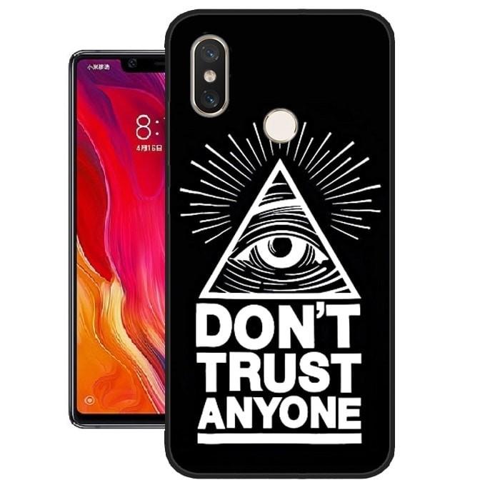 Coque Silicone Xiaomi MI 8 SE Confiance