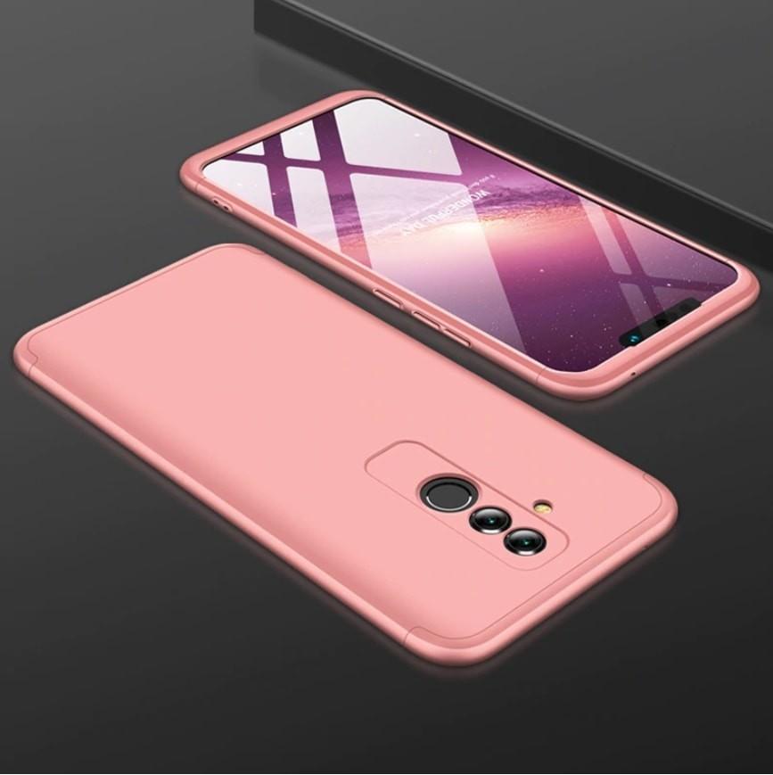 Coque 360 Huawei Mate 20 Lite Rose