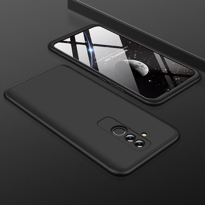 Coque 360 Huawei Mate 20 Lite Noir.