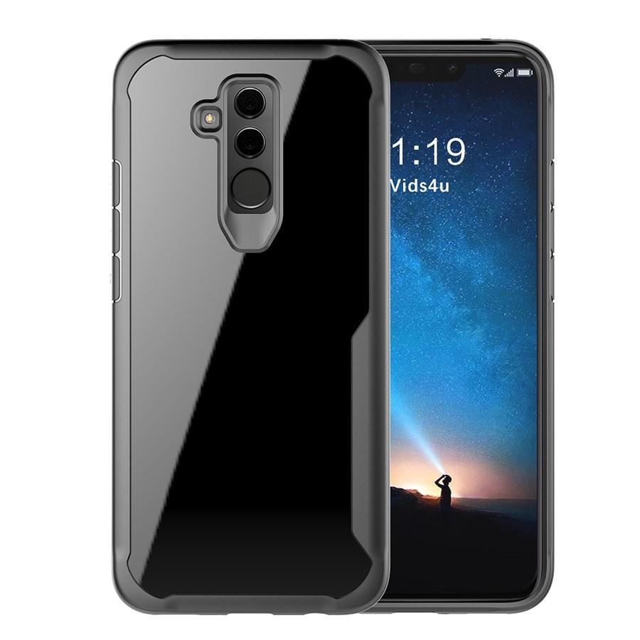 Coque Acrilique Huawei Mate 20 Lite Supreme Noir.