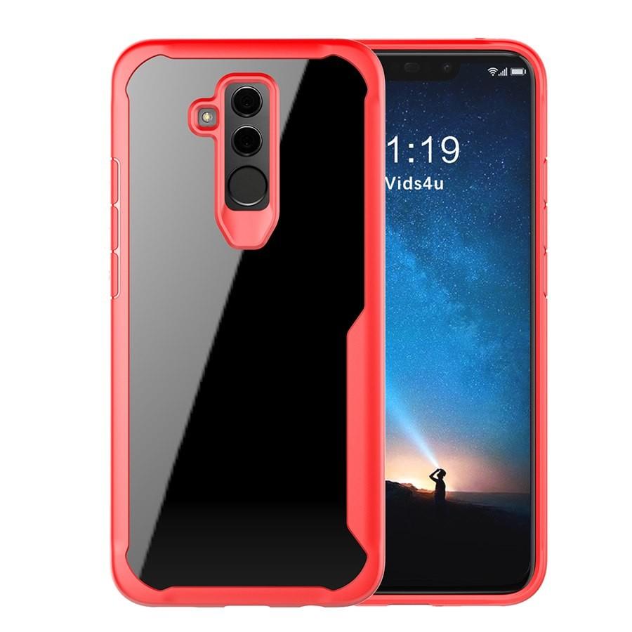 Coque Acrilique Huawei Mate 20 Lite Supreme Rouge.