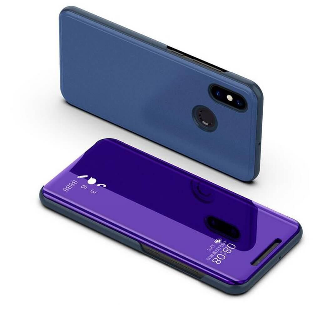 Etuis Xiaomi Redmi Note 6 Pro Cover Translucide Lila