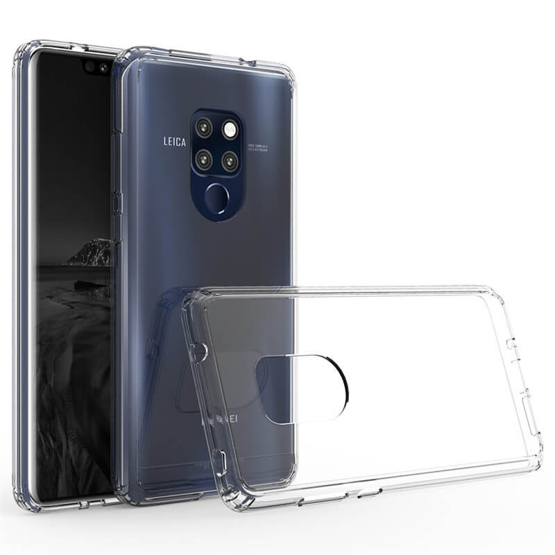 Coque Huawei Mate 20 Hybrid Transparent Anae