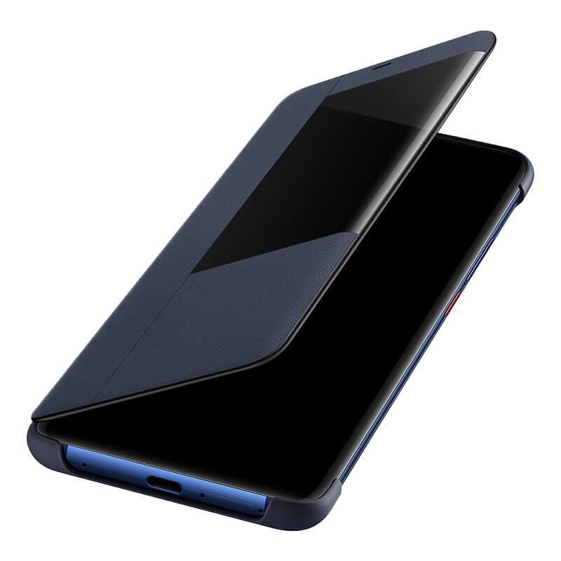 Etuis Officiel Smart Cover Huawei Mate 20 Bleu.