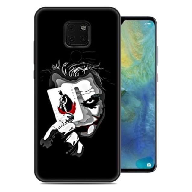 Coque Silicone Huawei Mate 10 Lite Joker