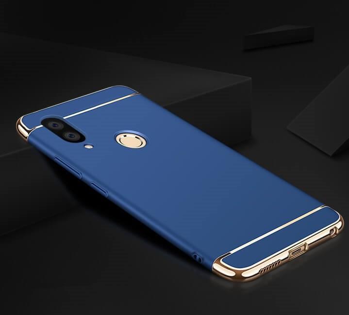 Coque Honor 8X Innos Bleue