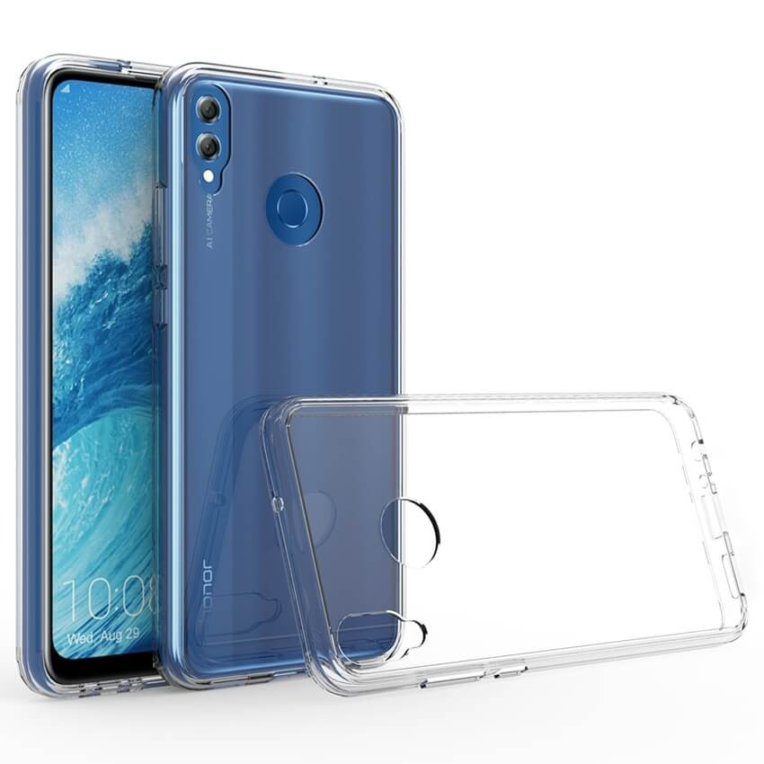 Coque Honor 8X Hybrid Transparent Anae
