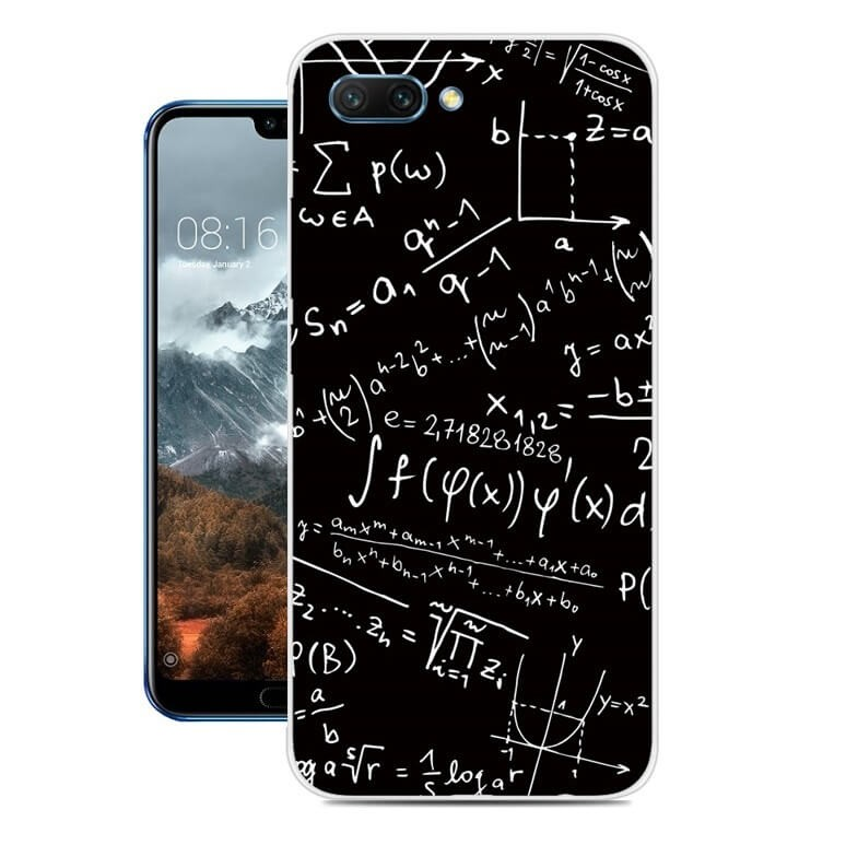 Coque Silicone Honor 10 Formules
