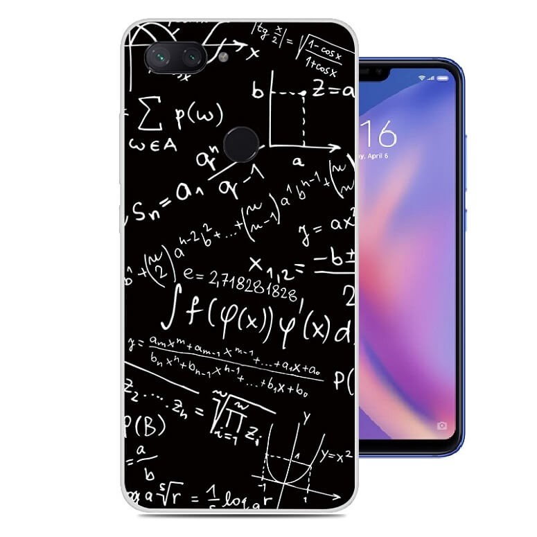 Coque Silicone Xiaomi MI 8 Lite Formules