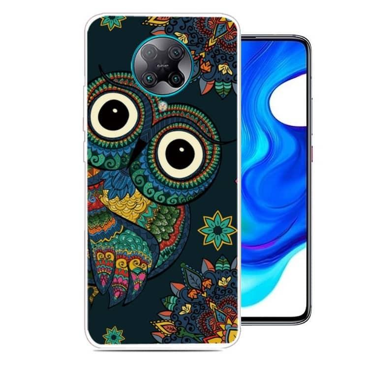 Coque Xiaomi Pocophone F2 Pro Chouette TPU