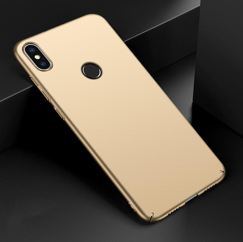 Coque Xiaomi MI 8 Extra Fine Dorée